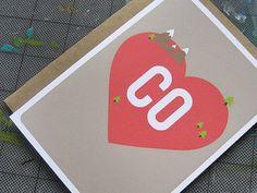 Colorado Love Card