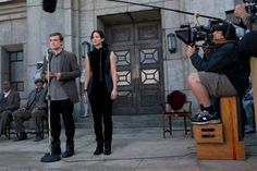 THE HUNGER GAMES: CATCHING FIRE – Behind The Scenes Images - movie news - Movies.ie