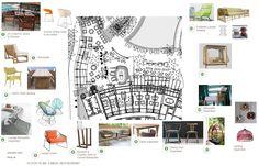 Sol y Sombra Floorplan Sketch