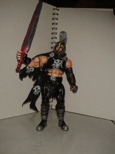 ARES Marvel (Marvel) Custom Action Figure