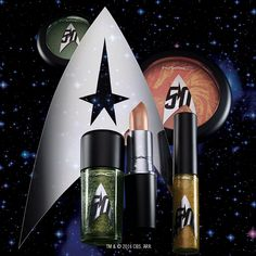 The sci-fi saga of a lifetime continues! M·A·C and Star Trek's exclusive makeup collaboration of astral hues has arrived. Start your cosmic collection online now.