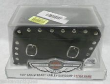 NEW Harley Davidson 100th Anniversary Collector Edition Trivia Game in Saddlebag