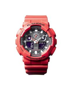 American Icons: Right on time G-Shock Digital Watch BUY NOW!