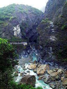Toroko Gorge Taiwan