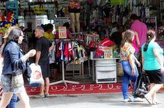 Retrato de um país administrado pela escória de nome PT: Queda de 9,6% do comércio ante janeiro de 2015 é a maior desde 2002, diz Serasa Maiara Bersch/Agencia RBS