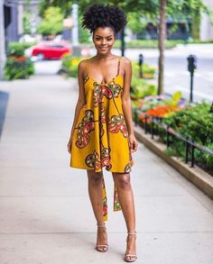 pinterest | bellaxlovee ✧☾ #Africanfashion