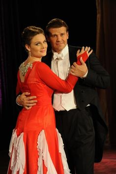 Bones - I love Brennan & Booth's relationship! I liked this undercover dance competition episode!