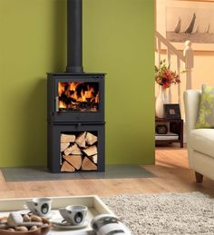 £965.00 ACR Malvern DEFRA Approved Multi Fuel - Wood Burning Logstore Stove #woodburners #woodburningstoves #logburner #multifuelstove #woodburner #woodburningstove #directstoves #solidfuelstoves #traditionalstove #traditionalwoodburners #traditionalstoves #contemporarystoves