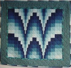 These Bargello Quilt Patterns are offered to you for immediate download , Comes in two sizes Lap and Full APPROX. Description from ernsstev.com. I searched for this on bing.com/images