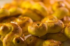 lussekatter Links to the recipe in English, finally!