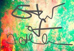 Calligraphy, Art, Flowers, Art Background, Kunst, Gcse Art, Calligraphy Art, Hand Lettering Art, Art Education Resources