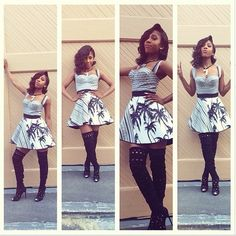 Sevyn Streeter's sexiest Instagram fashion photos