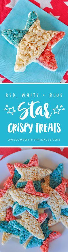 Red, White + Blue St