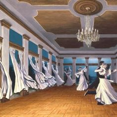 """The Dancing Wind"" - Rob Gonsalves"