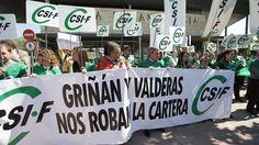 Rebaja de sueldo en salario de sanitarios andaluces causa rechazo de sindicatos