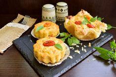 cosulete-si-briose-cu-branza-si-dovlecel-3 Pineapple, Pie, Fruit, Desserts, Food, Torte, Tailgate Desserts, Cake, Deserts
