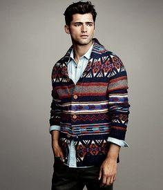 Sean o'pry for h&m: 'winter knits' knitwear стиль и мода, мо Sharp Dressed Man, Well Dressed Men, Look Fashion, Winter Fashion, Mens Fashion, Moda Men, Sean O'pry, Style Outfits, Men's Outfits