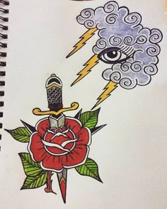 Thinkin this will me be my next  #tattoodesigns #tattoo #designs #cantwait #amazing #followme #awesome #instagood #bored #thoughts #likesforlikes by kingcrooked9377