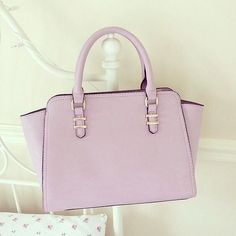 Imagem de fashion, bag, and pink