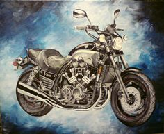Vmax by sandrutowiec on DeviantArt Motorcycle, Deviantart, Vehicles, Motorcycles, Car, Motorbikes, Choppers, Vehicle, Tools