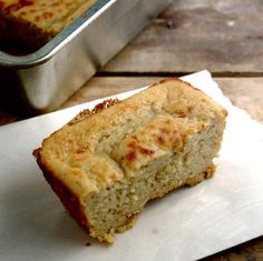 Protein-Packed Banana Bread via Nutritionist in the Kitch (can be gluten free!)