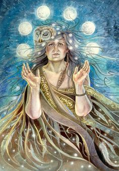The Wise Woman (Crone)
