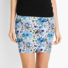 Graphic T Shirts, Designs, Gabriel, People, Floral, Skirts, Fashion, Sleeveless Tops, Mini Skirts