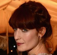 Florence Welch @ Met Gala 2012