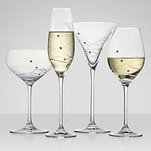 Dartington Crystal Glitz Glassware