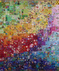 I Spy Quilts: Colourwash I Spy
