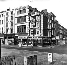 Dublin Street, Dublin City, Cork Ireland, Dublin Ireland, Old Pictures, Old Photos, Images Of Ireland, Make Way, City Landscape