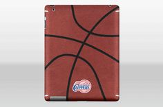 Los Angeles Clippers ZAGG Sport Leather for your iPad and iPhone.