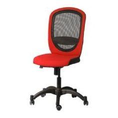 וילגוט כיסא מסתובב האוהולט אדום