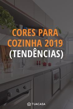 Cores para cozinha: 70 ideias contagiantes para colorir o espaço Interior Design Kitchen, Interior Design Living Room, Living Room Decor, Bedroom Decor, Diy Kitchen, Kitchen Decor, Sustainable Design, Decoration, Home Goods