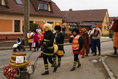 Mardi Gras in Chrášťany 2015 / Masopust v Chrášťanech - 14.2.2015