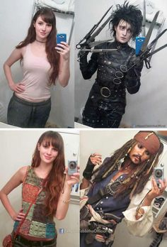 Alyson Tabbitha is an amazing cosplayer