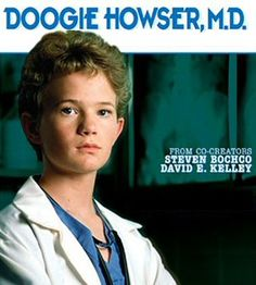 Doogie Howser, M.D.... who knew he would be so awesome when he grew up, especially on HIMYM