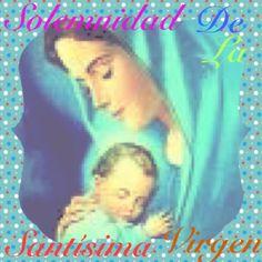 Feliz Día de la Solemnidad de la Virgen María  https://instagram.com/p/BAAVVFniZ_p/
