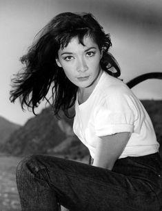 Juliette Greco, 1950s