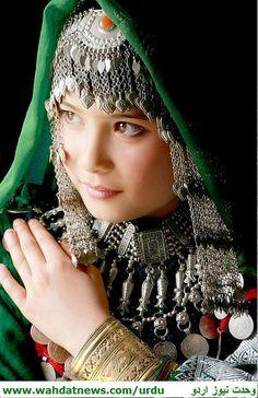 عکسهای بسیار زیبا و نمونه ای دختران هزارگی Hazaragi exclusive and typical girls potos by Pamir School, via Flickr