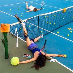 chute-femme-tennis