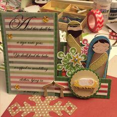 Christmas card by Tiffany Lam