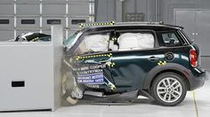 2014 Mini Cooper Countryman - Wins the small car test crash! No way! This confirms that I need this car.