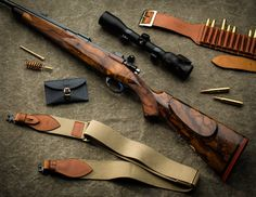 Westley Richards Sporting Rifle in 300 Win Mag Lever Action Rifles, Bolt Action Rifle, 300 Winchester Magnum, 300 Win Mag, Hunting Rifles, Big Game, Tactical Gear, Shotgun, Airsoft