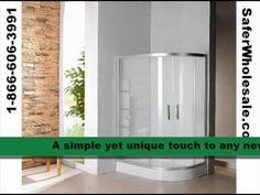Left Oriented Shower Enclosure For Sale Home Steam Sauna, Steam Shower Enclosure, Steam Showers, Bathroom Medicine Cabinet, Simple