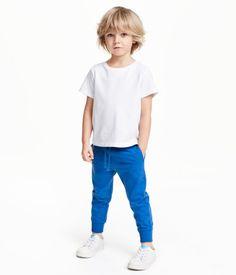Joggers | Zwart | Kids | H&M NL