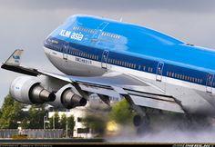 Boeing 747-406M @ Amsterdam Schipol