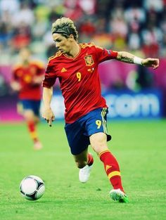 ~ Fernando Torres on Spain ~
