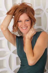 Michelle Stafford Joins The Cast Of General Hospital! Michelle Stafford, Best Soap, Young And The Restless, General Hospital, Pretty People, Movie Tv, It Cast, Actors, Long Hair Styles