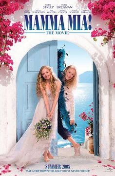 Mamma Mia Movie-best movie ever-love amanda seyfred!!!!